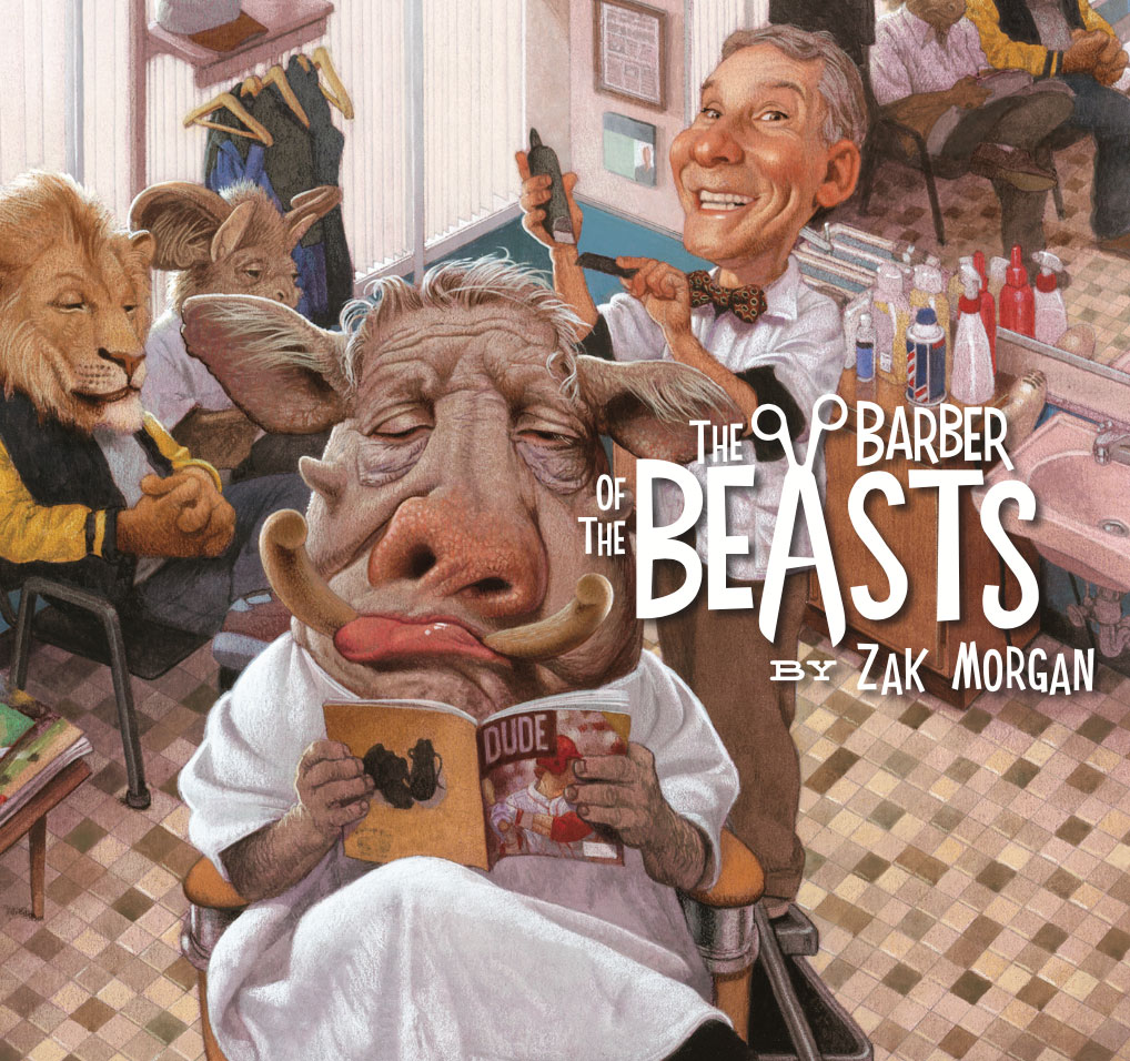 The Barber of the Beasts by Zak Morgan
